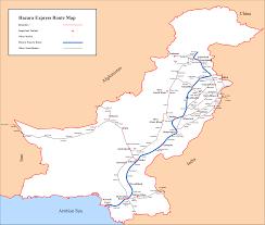 Frontier Flight Map Hazara Express Wikiwand