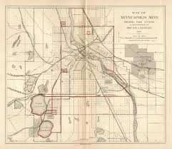 Casinos In Illinois Map by The Myth Of Bassett U0027s Creek Minneapolis Park History