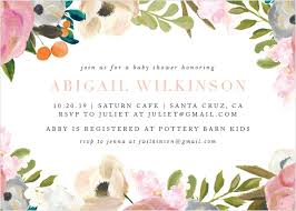 in baby shower baby shower invitations 40 designs basic invite