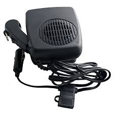 automotive heater defroster fan amazon com 2 in 1 portable 12v 150w heater defroster fan car