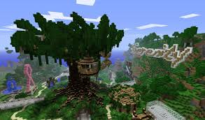 Coolest Tree Houses Treehouse 3 Minecraft Pinterest