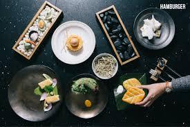 magasine cuisine ล มรสอาหารแรงบ นดาลใจจากธรรมชาต ท cuisine de garden hamburger