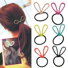 fashion korean hair accessories ponytail holder