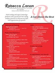 Esthetician Resume Cover Letter Sample Sample Hairstylist Cover Letter Cosmetologist Cover Letter Resume