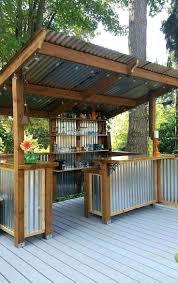 rustic outdoor kitchen designs patio ideas rustic patio bar plans rustic outdoor patio lighting