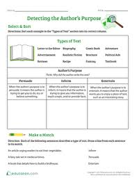 find author u0027s claim with reasons and evidence lesson plan