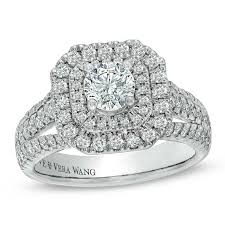 zales wedding rings vera wang engagement ring collection 2 ifec ci