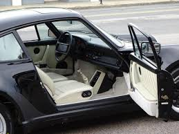 porsche pouch 1989 porsche 911 turbo coupe copley motorcars