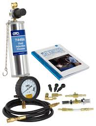 fuel injector cleaning kit otc tools