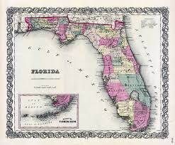 sections townships and ranges florida 1855
