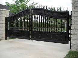 Best  Gate Design Ideas On Pinterest Entry Gates Steel Gate - Gate designs for homes