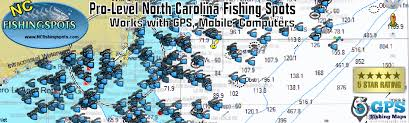 carolina fishing maps links carolina fishing maps
