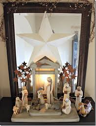 fashioned nativity more decorating ideas