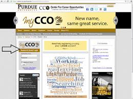 Resume Template Purdue Purdue Cco Resume Resume For Your Job Application