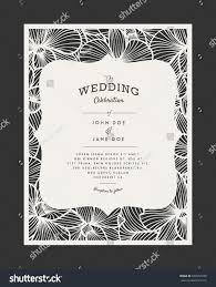 laser cut vector wedding invitation orchid stock vector 602051948