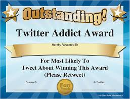 free funny award certificate templates