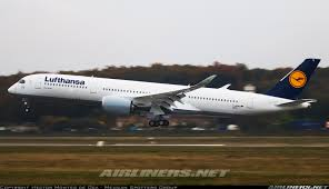 bureau lufthansa lufthansa to deploy the a350 on mumbai flight the of aviation