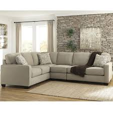 Laf Sofa Sectional Signature Design By Alenya 3 Laf Sofa Sectional In