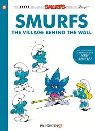 the smurfs smurfs the village behind the wall smurfs wiki fandom powered