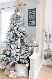 best 25 farmhouse christmas trees ideas on pinterest farmhouse