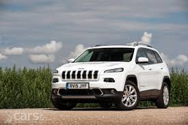 diesel jeep cherokee 2016 jeep cherokee overland debuts in the uk as new range topping