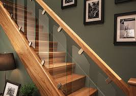 Glass Stair Banisters Elements Stairs