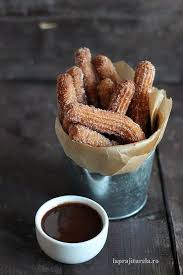 churros hervé cuisine churros la prajiturela eat dessert churros