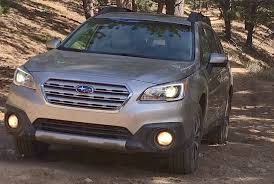 offroad subaru outback 2015 subaru outback 3 6r getting bigger and better first
