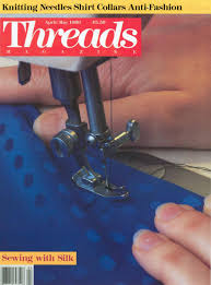 threads magazine 04 april may 1986 by mary lopez puerta issuu