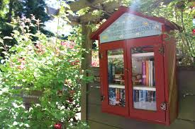 the little book exchange house in brentwood bay or also called