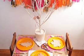 thanksgiving dinner ideas decorations crafts more apartment