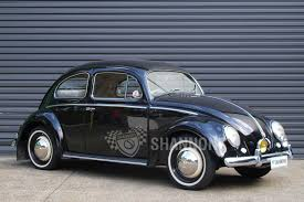 volkswagen beetle classic sold volkswagen beetle u0027oval window u0027 sedan auctions lot 9