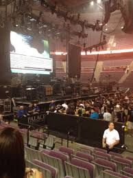 the palace of auburn hills section 101 rateyourseats com