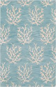 blue coral area rug roselawnlutheran