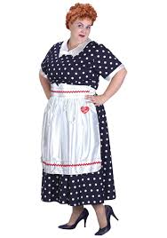 nerd costumes for halloween plus size i love lucy costume