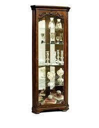 Used Corner Curio Cabinets For Sale Display U0026 Curio Cabinets Amazon Com
