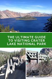 Crater Lake Lodge Dining Room The Ultimate Guide To Visiting Crater Lake National Park