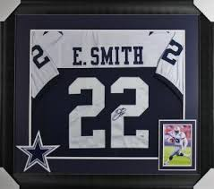 emmitt smith signed jersey autographed authentic nfl jerseys