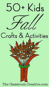 207 best fall crafts u0026 activities for kids images on pinterest