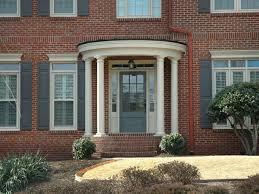 exterior paint colors with brick pictures u2014 color