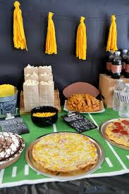 football party ideas day football party ideas eclectic momsense