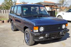 classic range rover it u0027s 2017 and you can buy a classic range rover directly from land