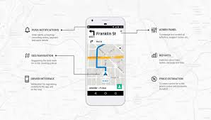 App To Make Floor Plans by The Cost To Make An App Like Uber Technology Stack For A Taxi App