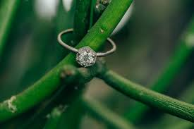 where to buy engagement rings wedding rings buying an engagement ring 101 trying on engagement