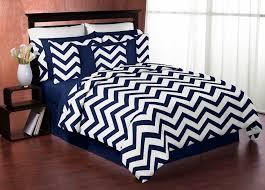 Machine Washable Comforters Bedding Handsome Queen Sweet Navy White Comforter Set Machine