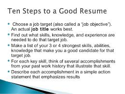 Warehouse Job Titles Resume by Resume Writing Ppt