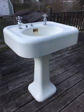 cost of pedestal sink antique pedestal sink ebay