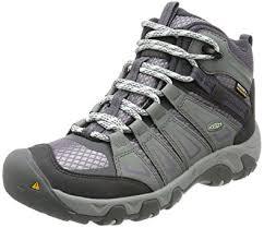 womens keen hiking boots size 11 amazon com keen s oakridge mid waterproof boot hiking shoes