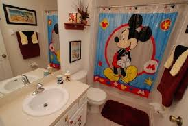 simple bathroom decor ideas mickey mouse bathroom decor simple ideas home interiors