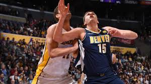 nuggets news nba rescinds nikola jokic u0027s ejection suspends mike